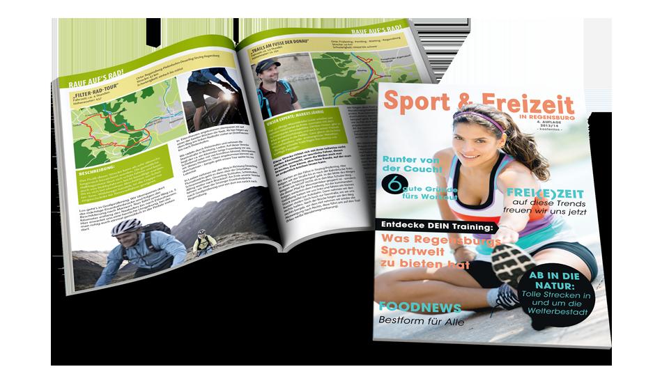 Sport & Freizeit Guide 2013