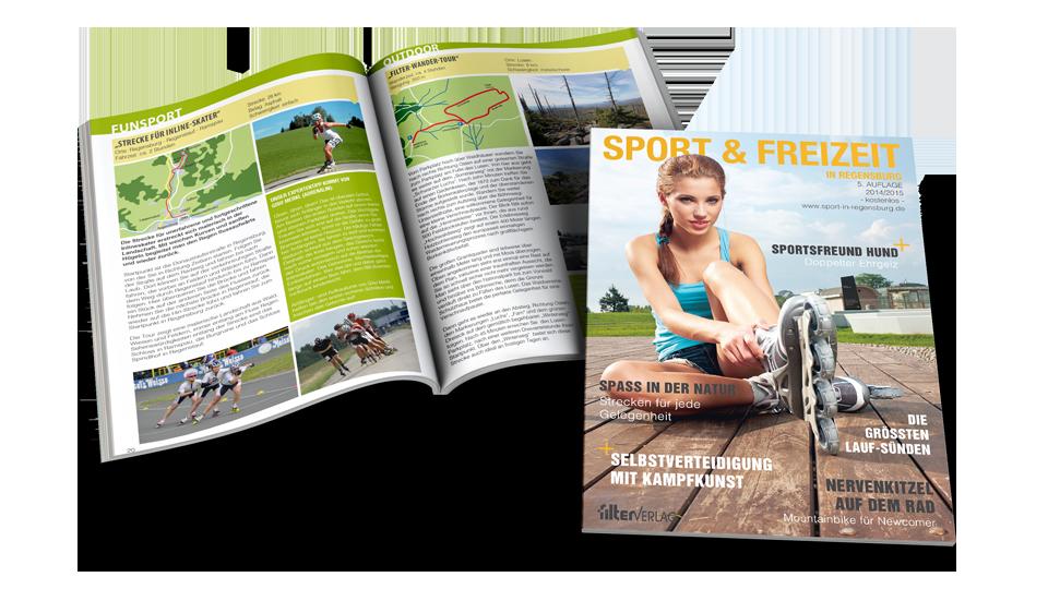 Sport & Freizeit Guide 2014