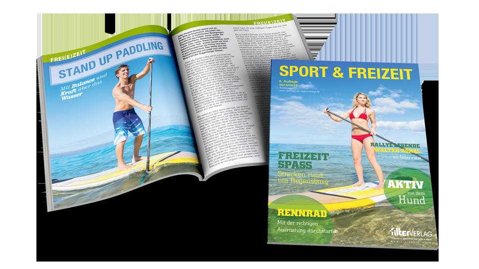 Sport & Freizeit Guide 2015