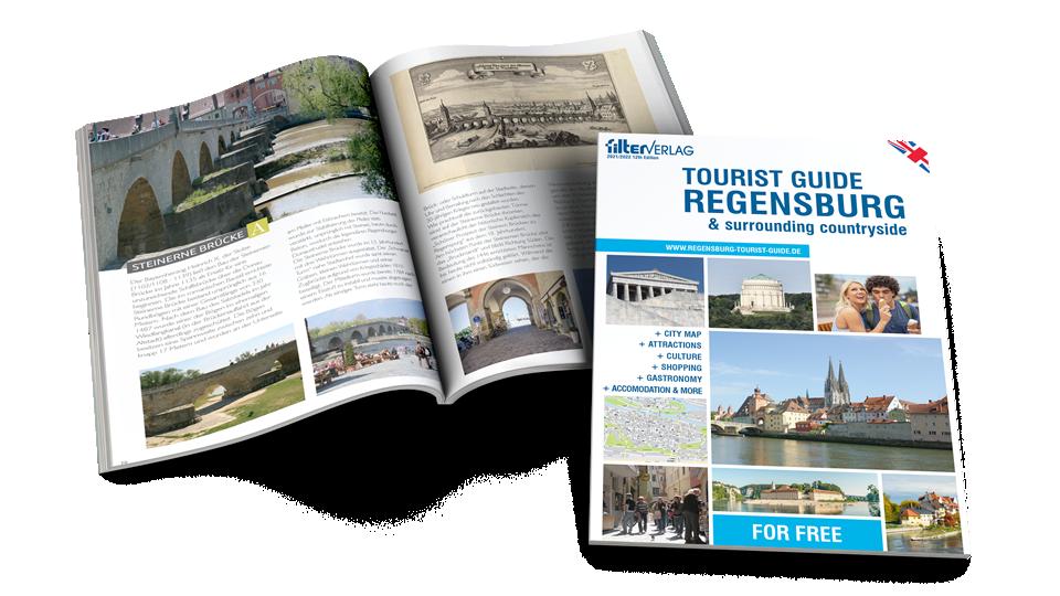 Touristenführer Regensburg & Umland