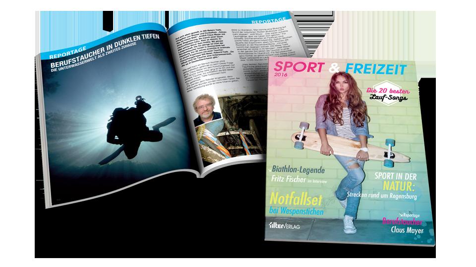 Sport & Freizeit Guide 2016