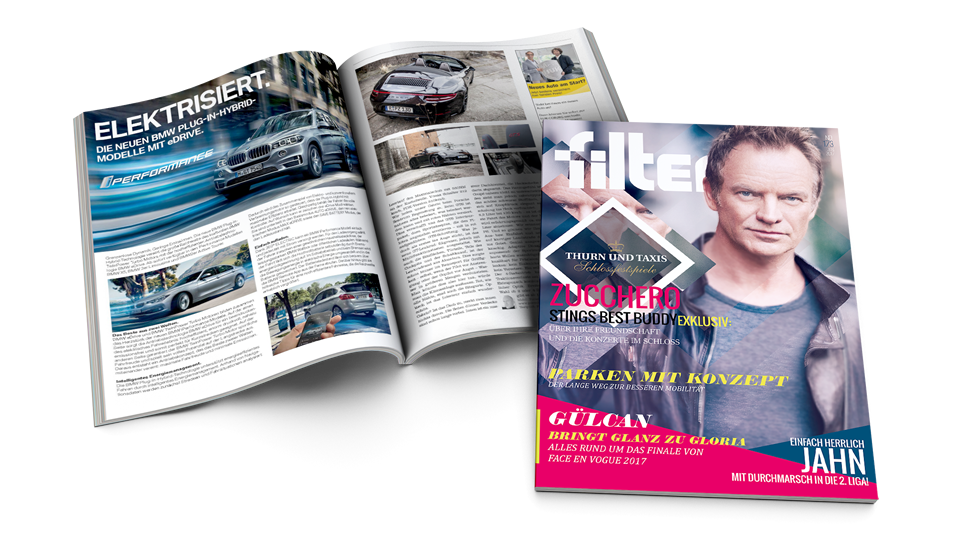 filter - das Magazin - Werbeagentur filterVERLAG | Print, Web ...